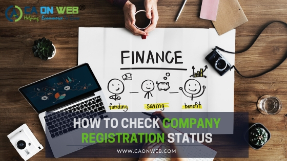HOW TO CHECK COMPANY REGSITRATION STATUS